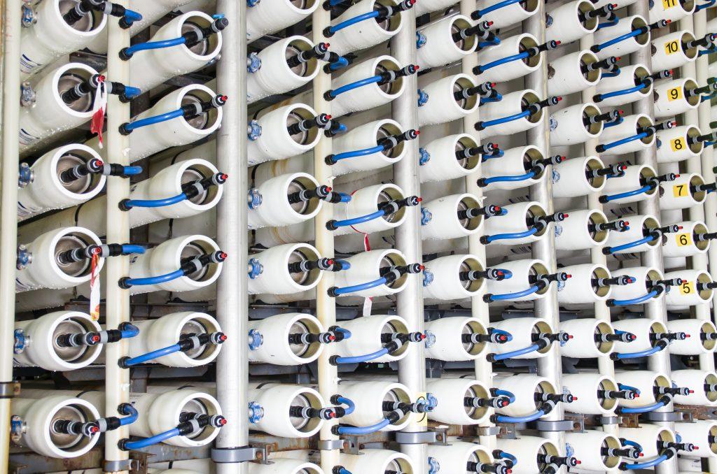 Desalination – Past, Present and Future - International