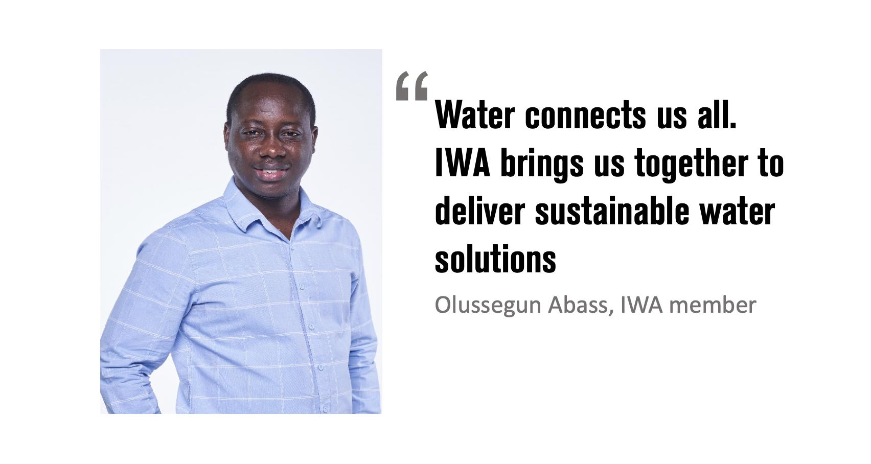 International Water Association - International Water Association